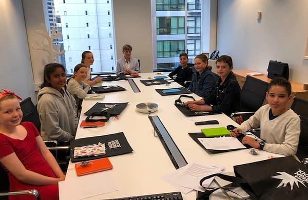 Amigo Nutrition advisory board meeting