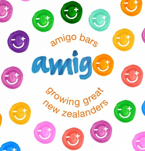 For fundraising pack: Amigo Fundraising Pack