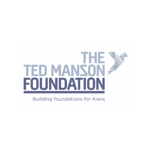 The Ted Manson Foundation logo